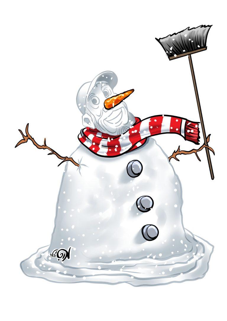 ביתרציק בובת שלג