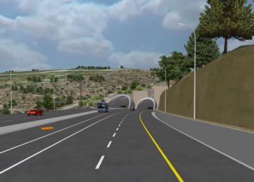 מתרחבים: אושרה השלמת הכפלת כביש המנהרות