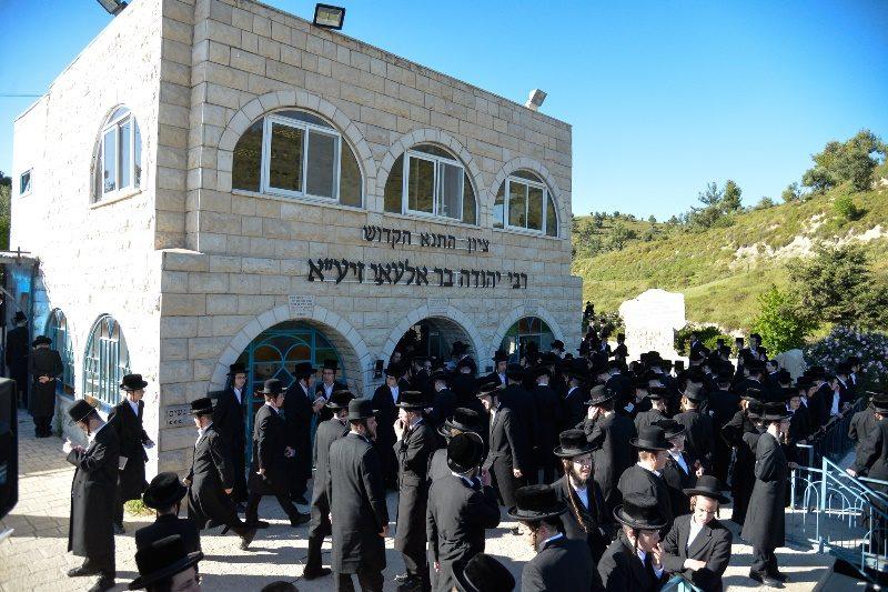 בציון רבי יהודה בר עילאי