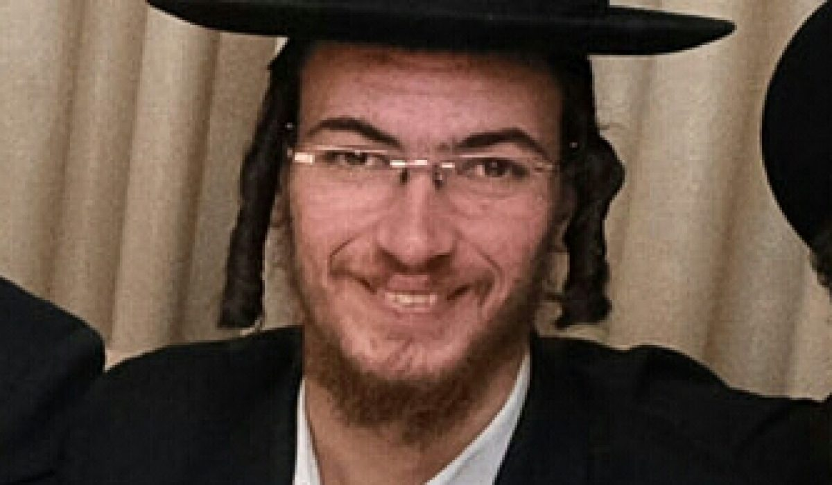 הבחור מרדכי זאב וינברג | באדיבות המצלם