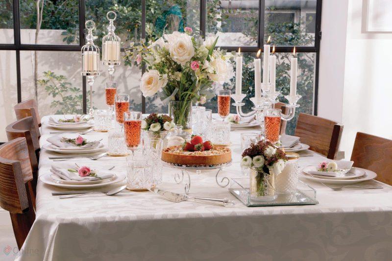 שולחן חג | אילוסטרציה