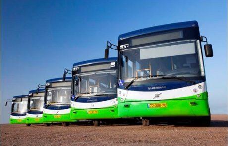 השפיעו: סקר של מבקר המדינה בעניין תחבורה ציבורית