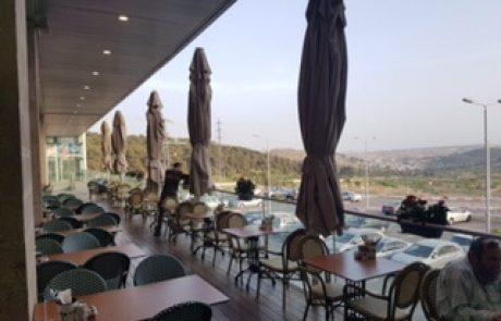 ביקור בקפה גרג סניף גוש עציון קניון הרים