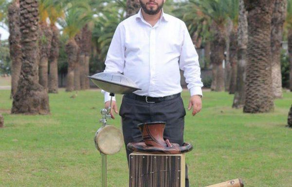 """דידג'רידו, זאנקו, נבל-פה • בואו לצפות ב""""טראמפ"""" של המוסיקאי ישראל שטרן!"""